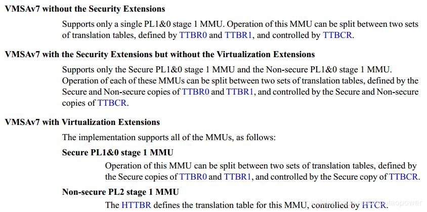 Analysis of MMU of ARMv7-A - Programmer Sought