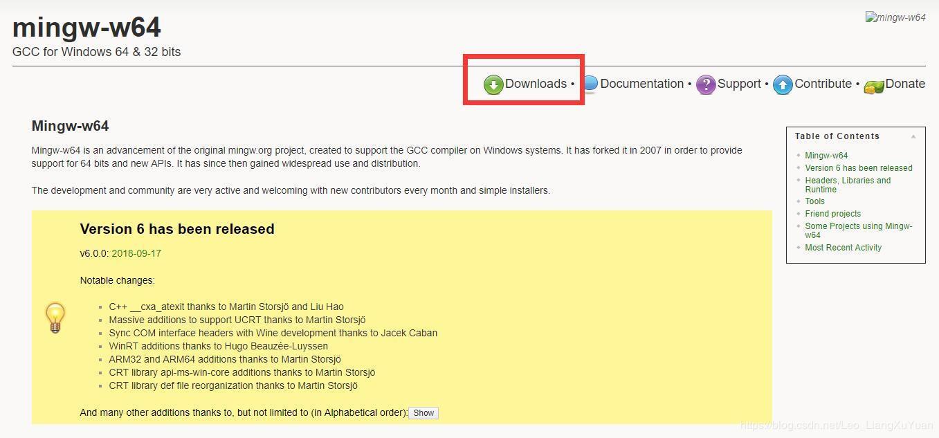 Mingw W64 Offline Installation Process Record Programmer Sought