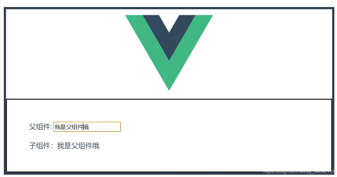 Vue ts , vue uses typescript, three component value methods