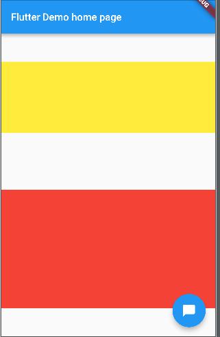 Flutter widget: other layouts - Programmer Sought