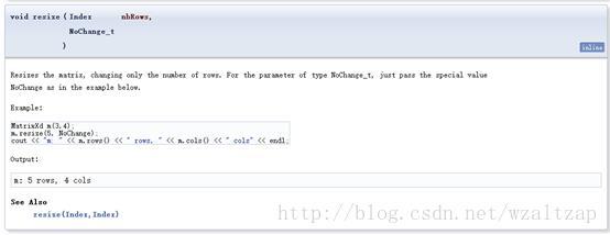 Eigen matrix library instructions - Programmer Sought