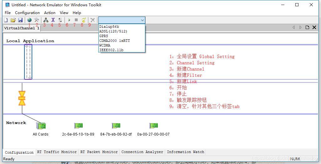 Network Emulator for Windows Toolkit - Programmer Sought