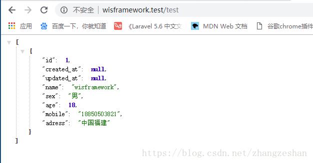 Laravel framework component installation tutorial (including