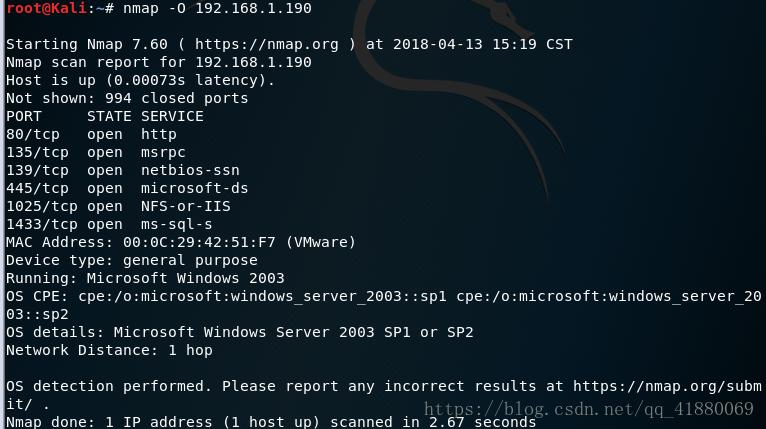 Summary of how to use Nmap - Programmer Sought