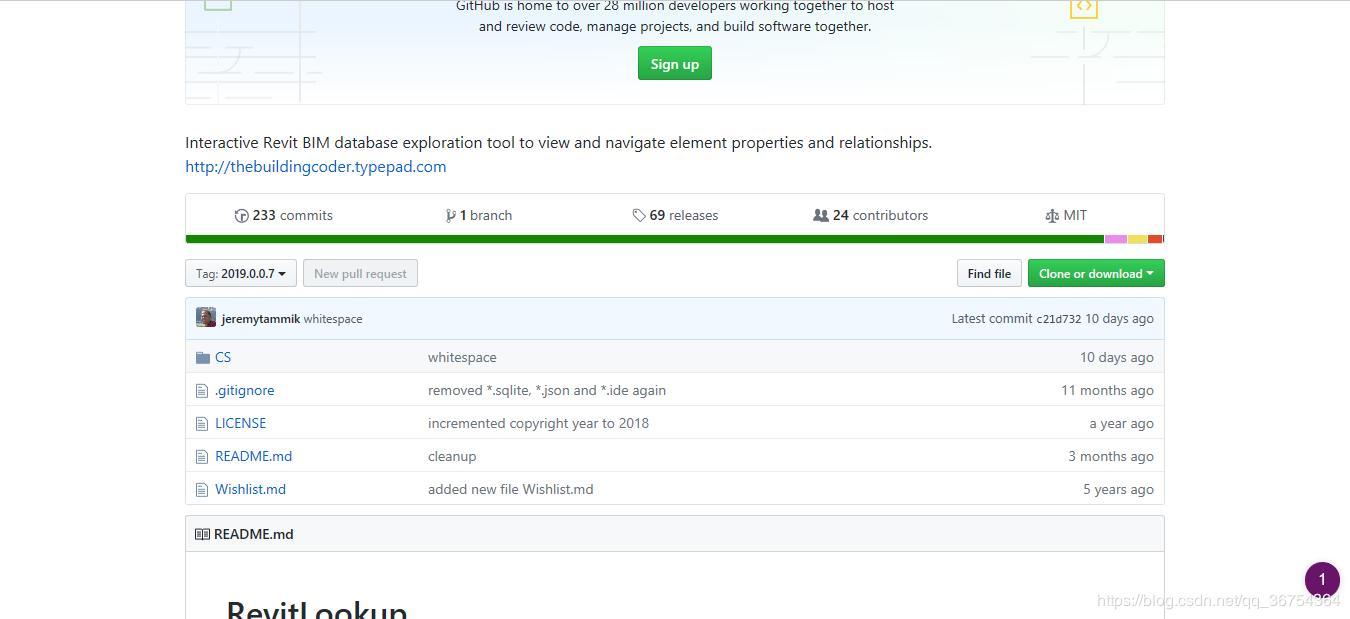 Revit secondary development environment (Revit 2019 + Visual Studio