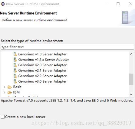 Eclipse Java Enterprise Developer Tools