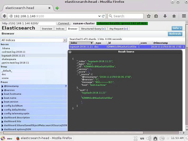 ELK+filebeat collects java logs - Programmer Sought