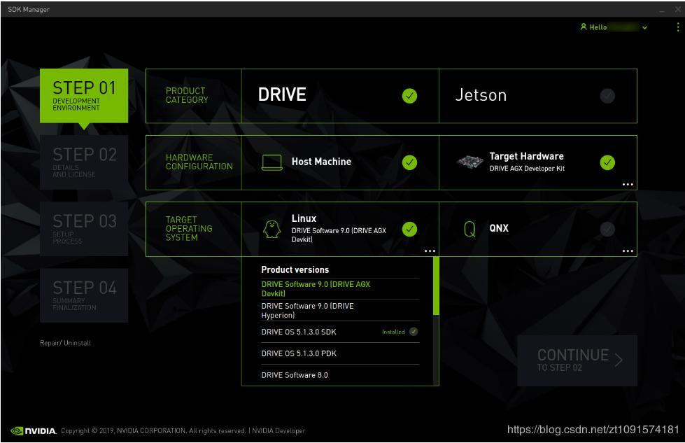 Jetson TX2 Brush tutorial (JetPack version 4 2) - Programmer Sought
