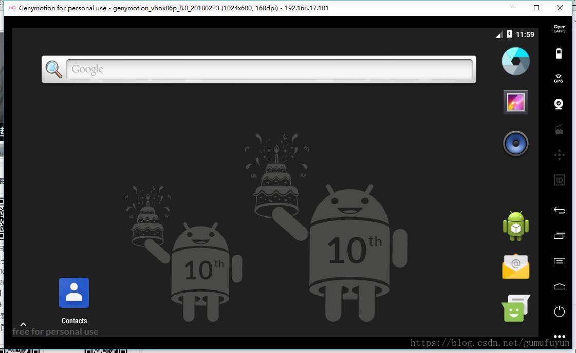 Android emulator Genymotion installation - Programmer Sought