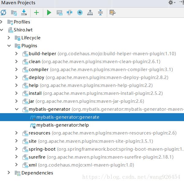 Shiro + JWT + SpringBoot + MySQL + Redis (Jedis) implements