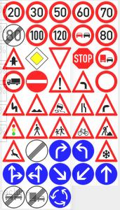 Caffe--traffic sign recognition - Programmer Sought