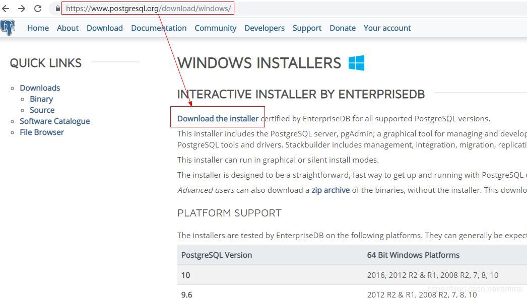 PostgreSQL 10 installation detailed steps - Programmer Sought