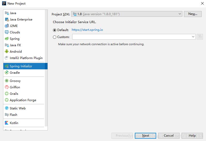 Use intellij to build SpringBoot+MyBatis+Gradle project