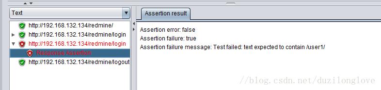 JMeter assertion of performance testing - Programmer Sought