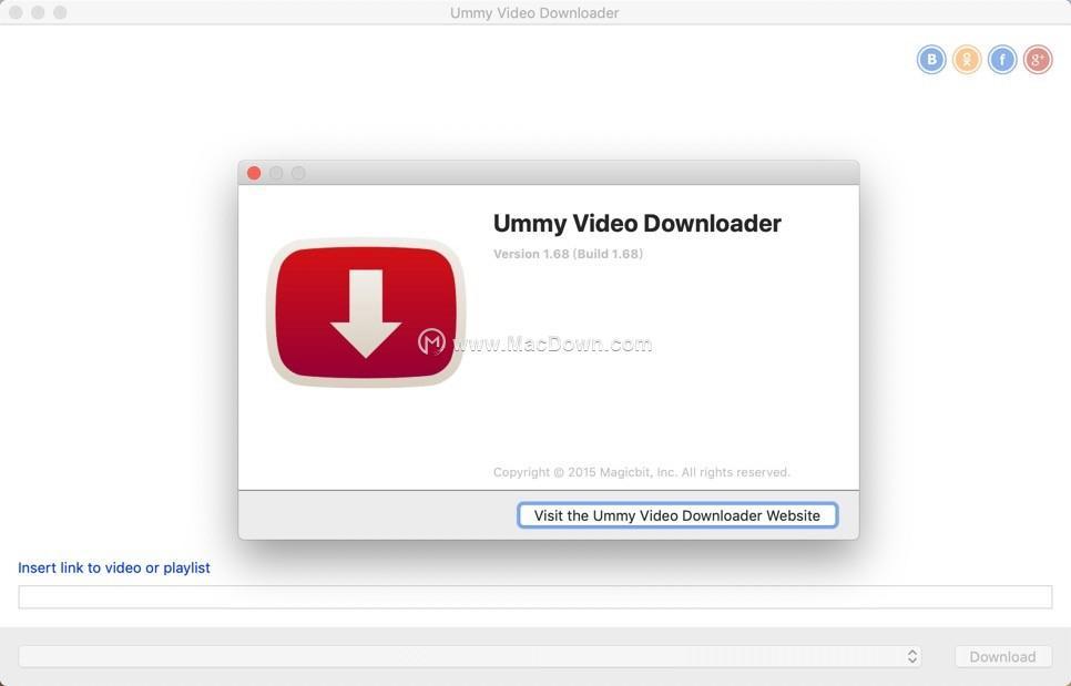 Ummy Video Downloader For Mac Youtube Video Downloader V1 68 Free Activation Programmer Sought