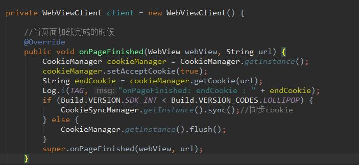 Android Tencent X5 WebView integrated package - Programmer Sought