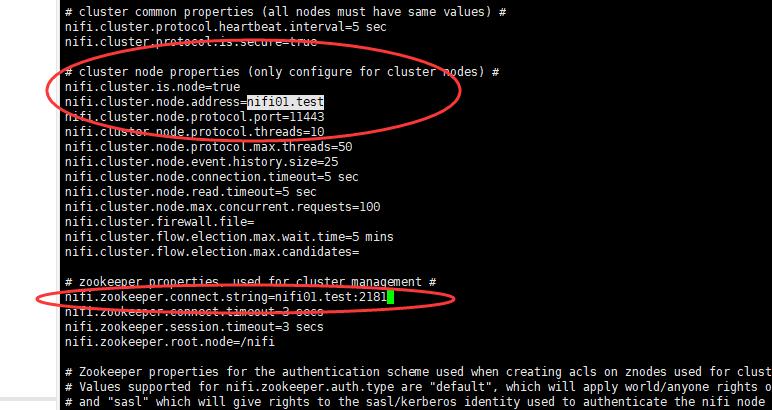 Single node, cluster deployment, four, cluster configuration