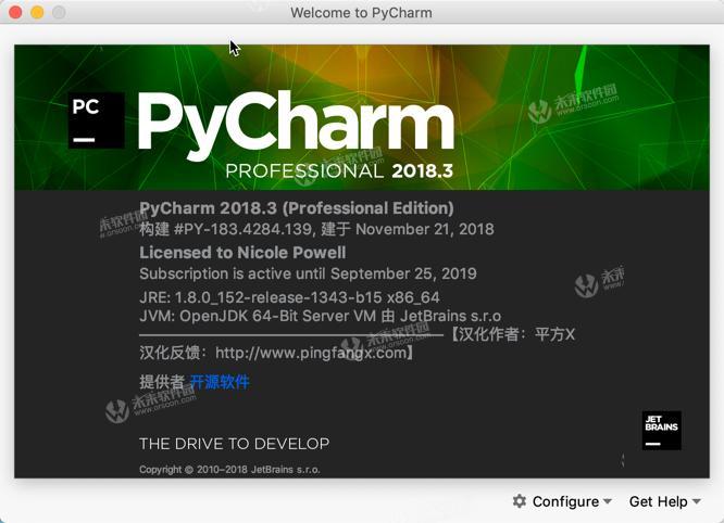 Pycharm pro 2018 Chinese version crack tutorial - Programmer