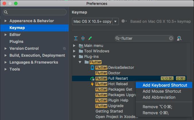 Develop the Flutter app in the IDE - Programmer Sought