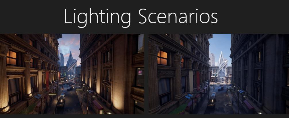Introduction to Light and Shadow of Unreal Engine4