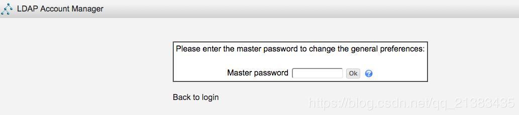 Manage OpenLDAP via LAM (ldap-account-manager) - Programmer