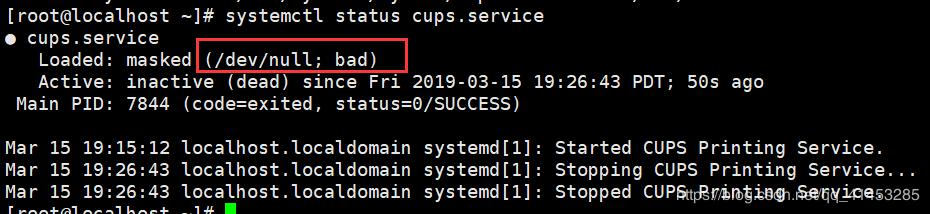 Linux (Getting Started Basics): 103---systemctl command to