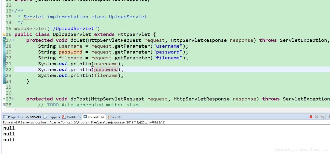 Java file upload function - Programmer Sought