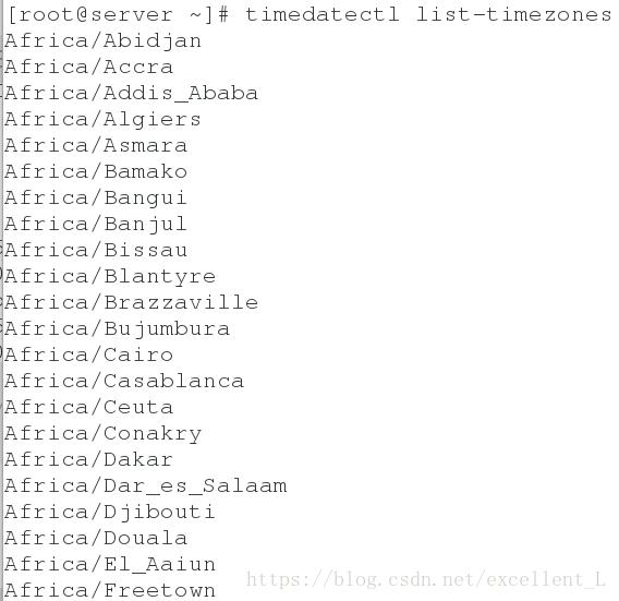 Linux basics (system log related commands) - Programmer Sought