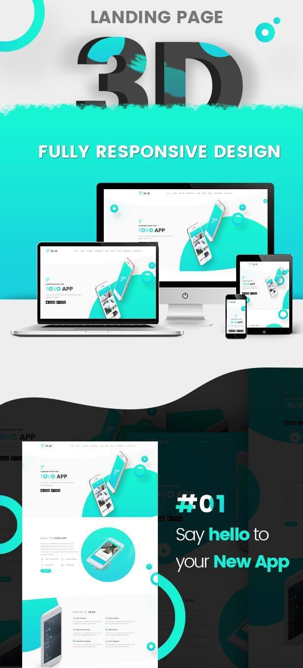 Vuejs home page
