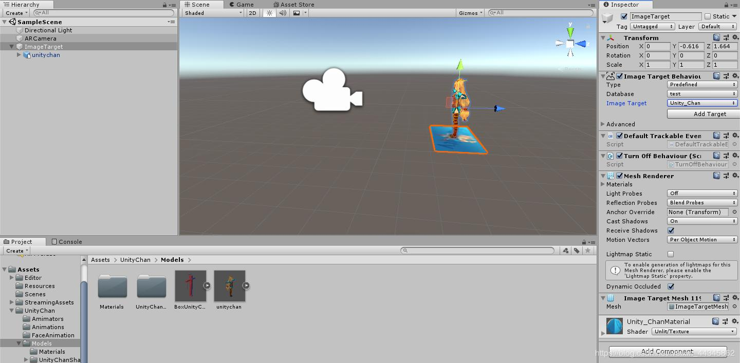 Unity Create Mesh From Script