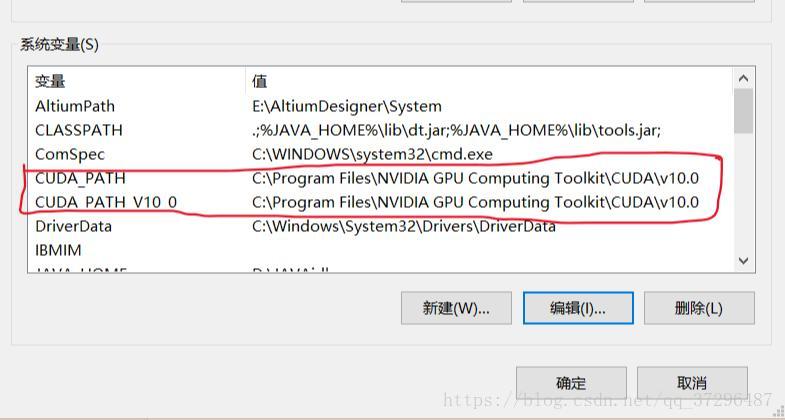 Win10 installs CUDA10 and cuDNN - Programmer Sought