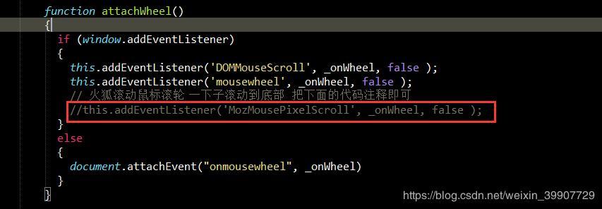 jQuery plugin's slimScroll custom scrollbar style - Programmer Sought