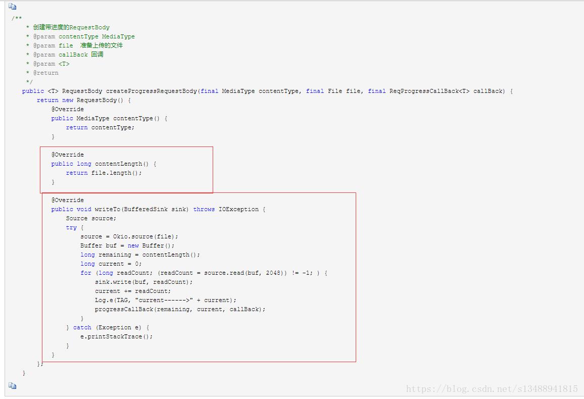 Android development OkHttp upload byte array - Programmer Sought