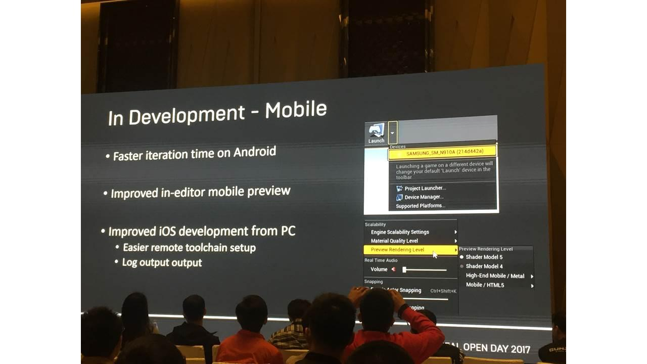 UE4 Unreal Engine to develop mobile games - Programmer Sought