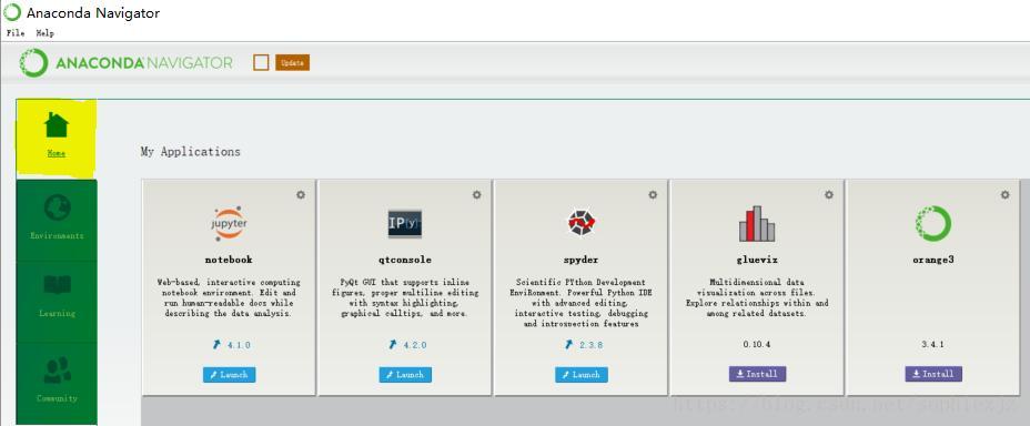 Installation of Anaconda+GraphLab Create+IPython and IPython