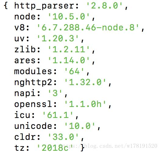 Nodejs source code - initialization - Programmer Sought