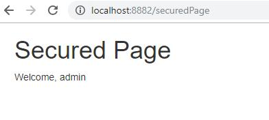 Spring Security Oauth2 single sign-on case implementation