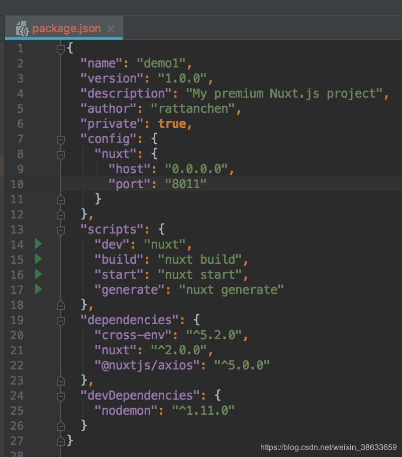 vue js)nuxt js: LAN or IP port configuration - Programmer Sought