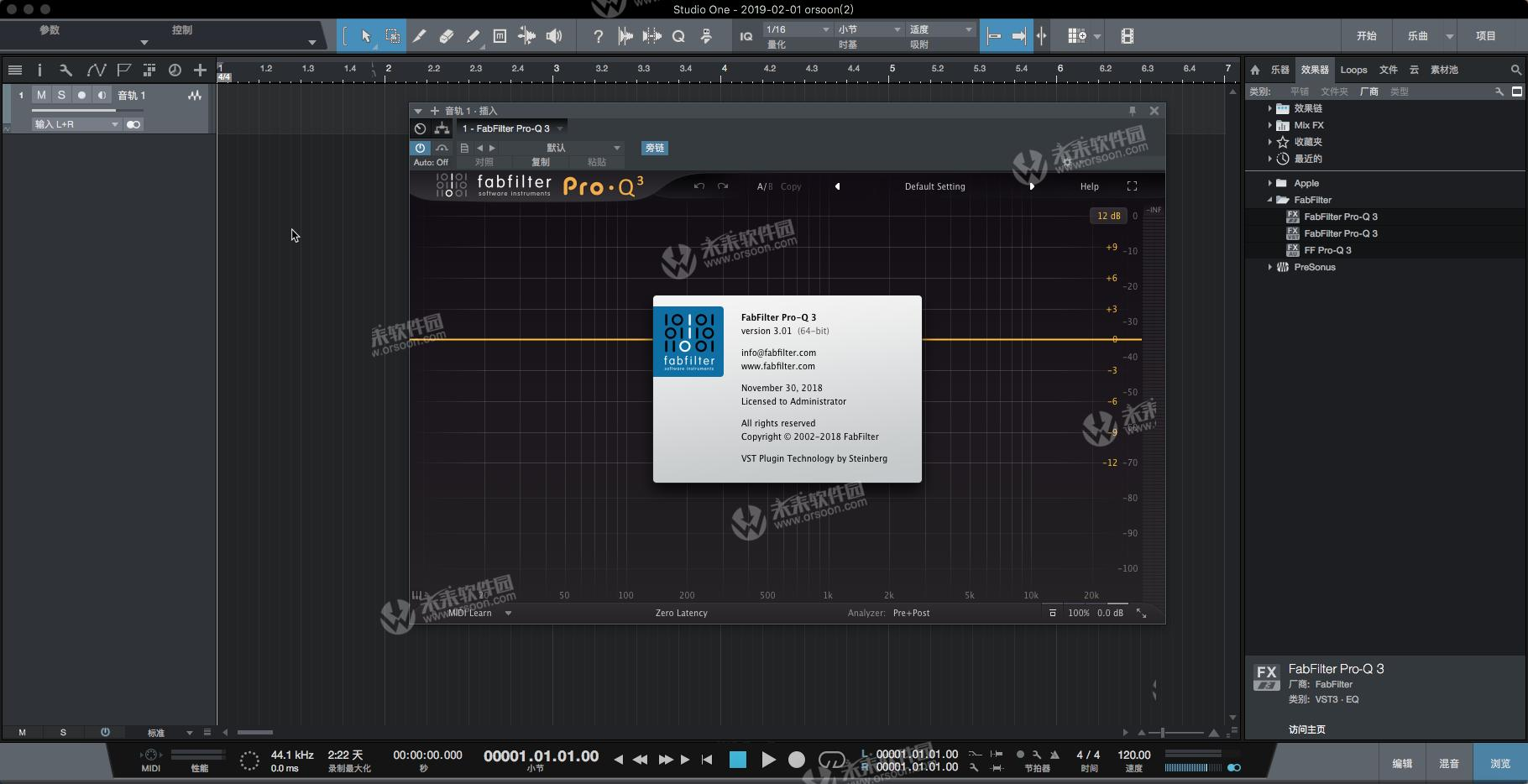 fabfilter pro l license key download