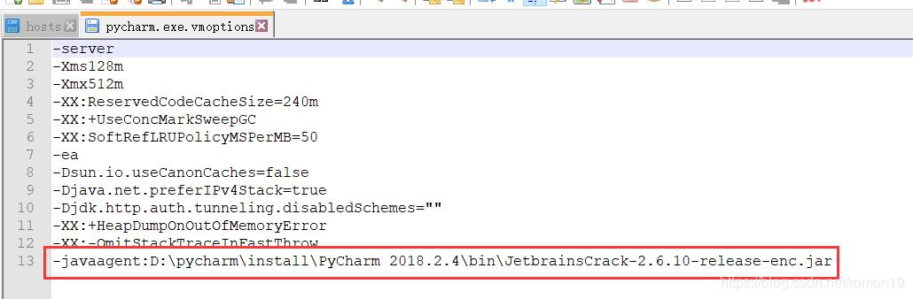 Install cracked version of pychar - Programmer Sought
