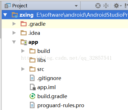 Android Studio scans and parses barcodes using the zxing