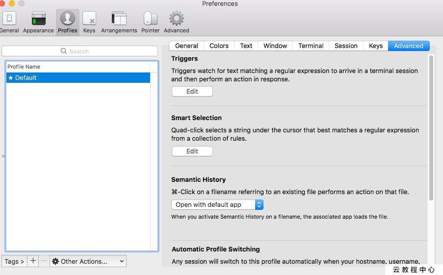 Use rz, sz command on mac - Programmer Sought