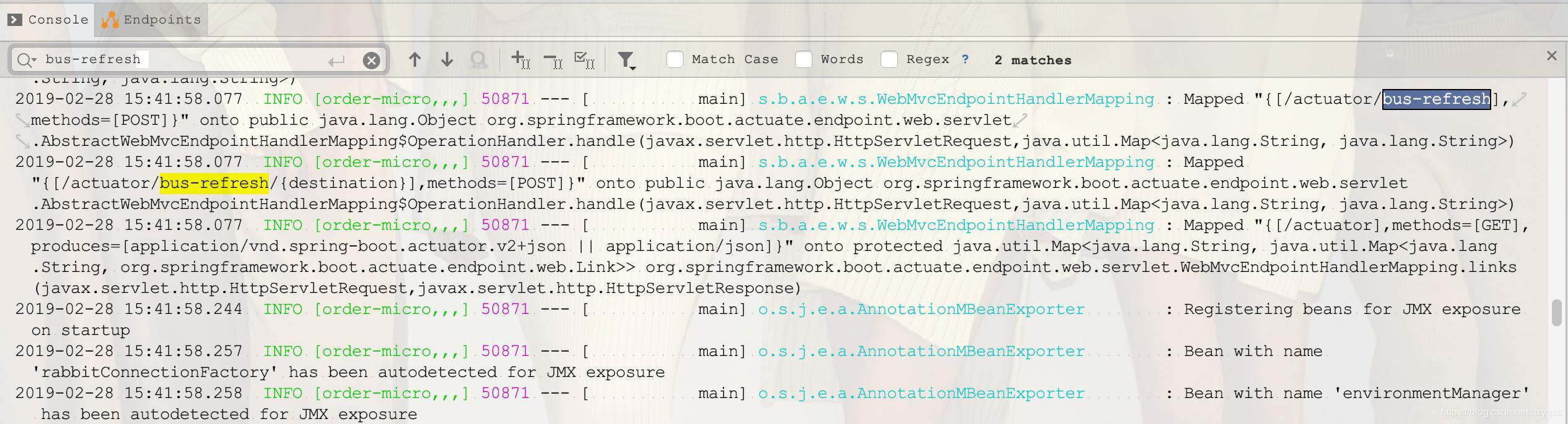 Message Bus Bus - Spring Cloud Series (8) - Programmer Sought