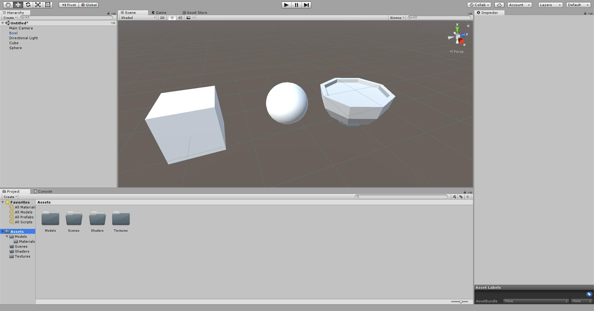 Unity Shader Basic Tutorial - Programmer Sought