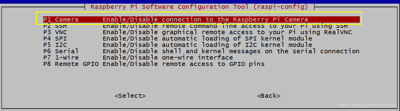Raspberry Pi CSI camera python recognition QR code - Programmer Sought