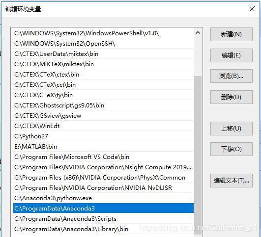 Win10+Anaconda3+CUDA10 Install Pytorch - Programmer Sought
