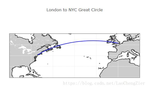 Draw a map using the plotly artifact (Python version - demo