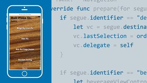 Swift: Delegations and Data Sources Swift: Entrusted and