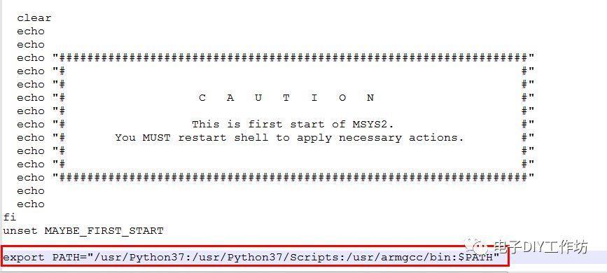 Building MSYS2 development environment under WIN7-64 - Programmer Sought